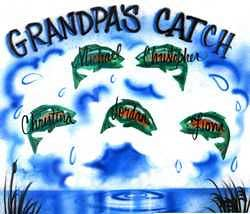 Grandpa's catch large