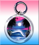 Custom Airbrush Keyrings